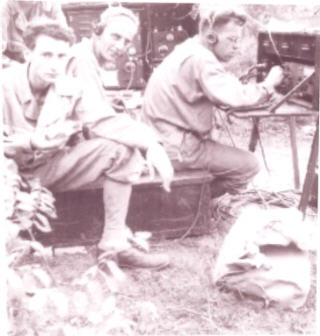 Radio Field Exercise, Ft. Meade, 1942