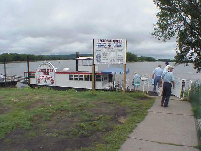 LaCrosse Queen, Sept. 8, 2001